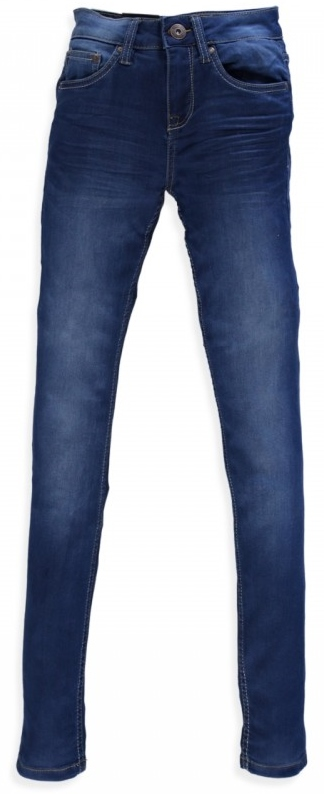 Tyra Dames Cars jeans Stretch