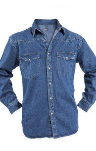 Spijkerblouse Jeans